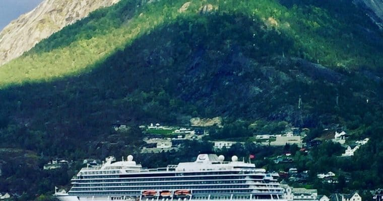 My latest Viking Ocean Cruise article has been published…come along for the ride.